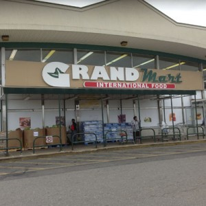 Grand Mart International Food
