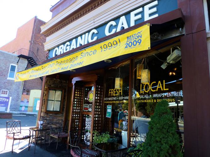 Organic Garden Café