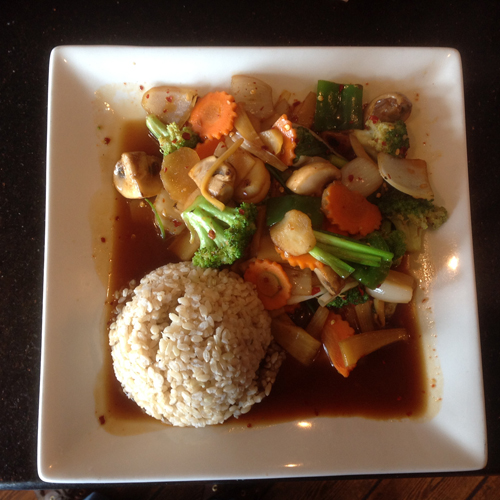 Tomy Thai Serving Up Asian In East Tennessee Veggin