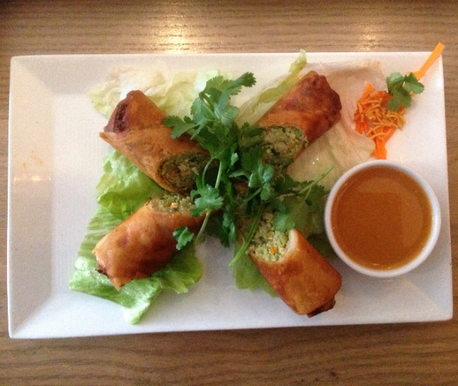CO Crispy Edamame CO, A Vietnamese Gem in the Middle of Charleston, SC, Offers a Vegan Menu!
