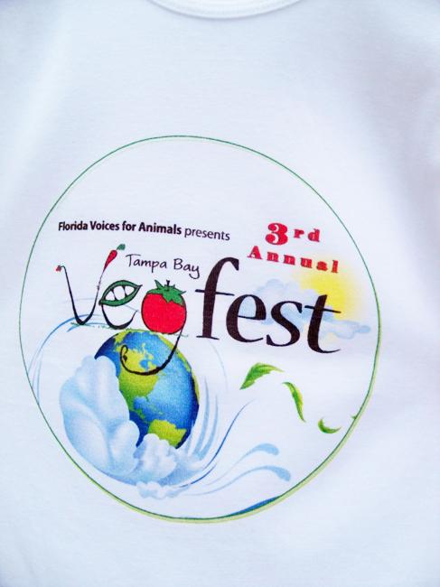 Tampa Bay VegFest T-Shirt