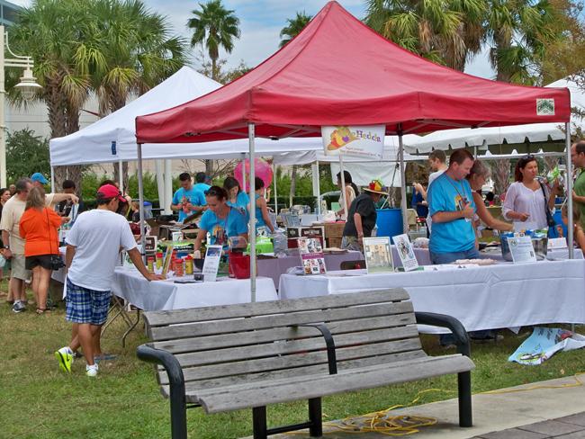 Tampa Bay VegFest-Vendors