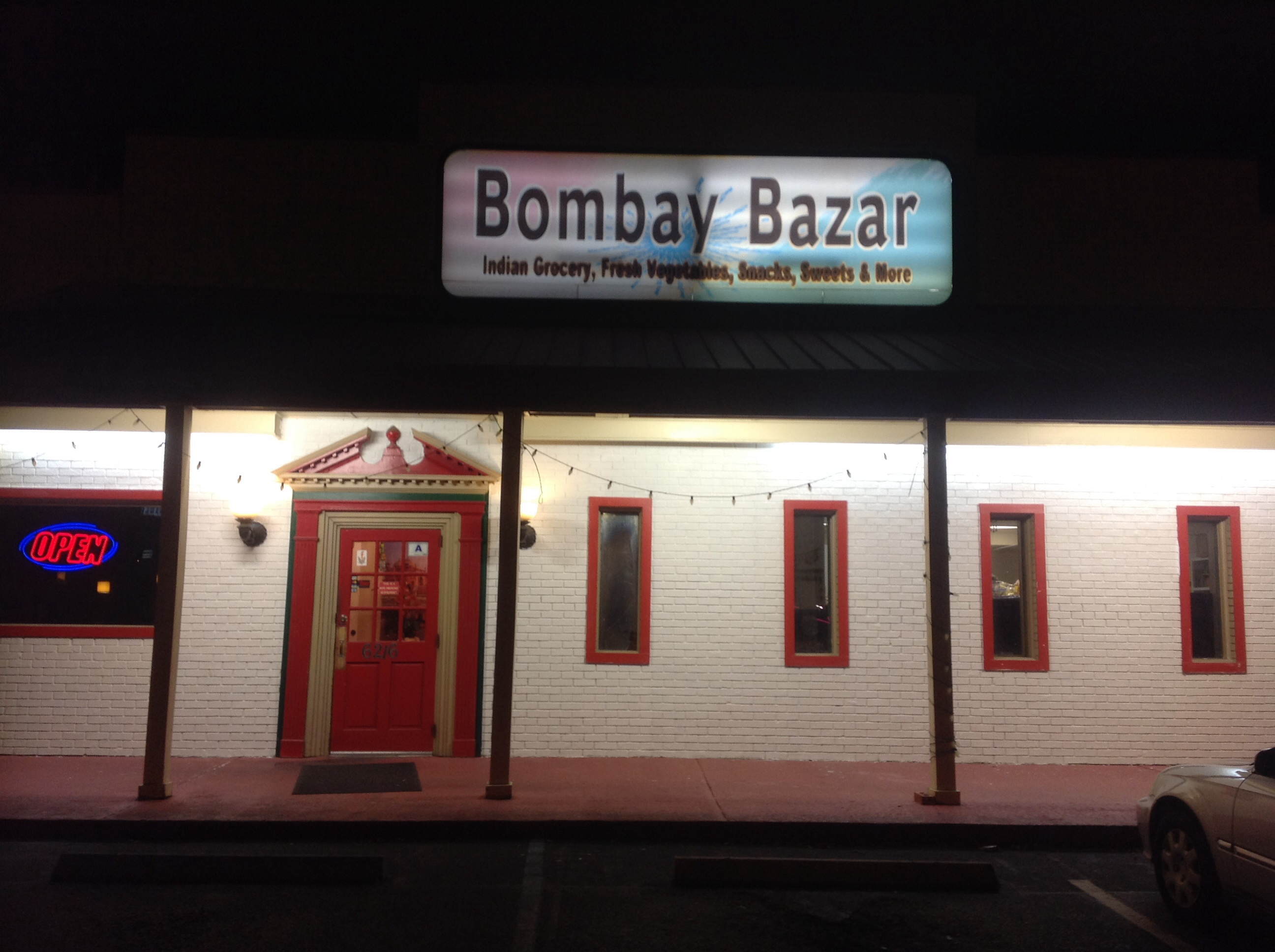 Bombay Bazar Indian Restaurant