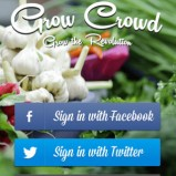 Grow Crowd App Connects Farmers Directly With Their Customers!