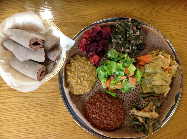 Ethiopian Taste Food Coffee Ethiopian Taste Food & Coffee Brings Big Flavors To Charleston!