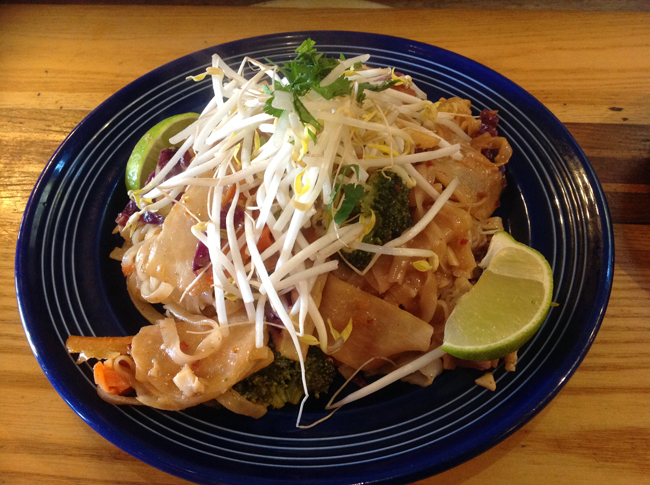 Pad Thai Kitchen Style