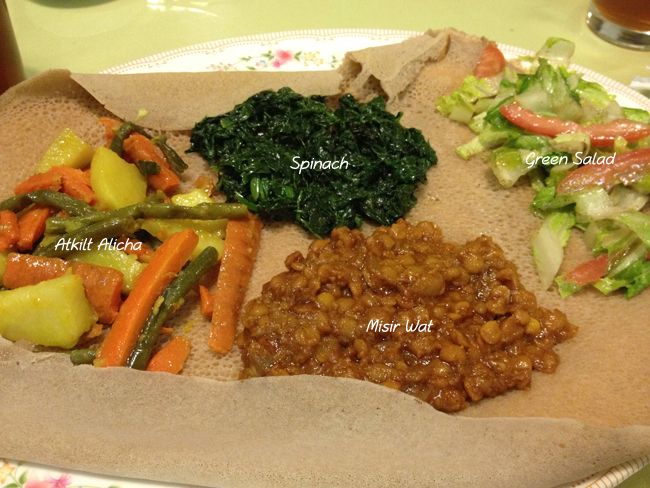 Redi et ethiopian cuisine serving healthy and authentic for Authentic ethiopian cuisine