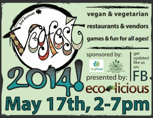 Charlotte VegFest 1 300x231 The 3rd Annual Charlotte VegFest Has Arrived! Come on Down!