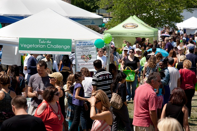108 Countdown To Chicagos Veggie Fest, August 9th and 10th!