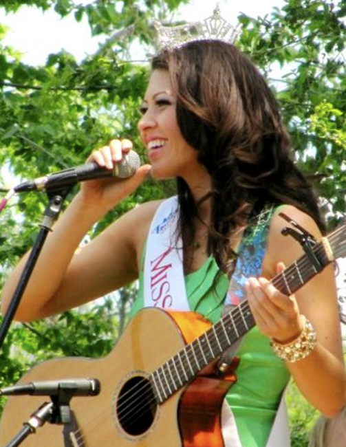 Ms Illinois Miss Illinois 2014 To Perform At Chicagos Veggie Fest    Aug 10
