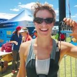 Vegan Athlete Kate Strong aka Strong Kate!