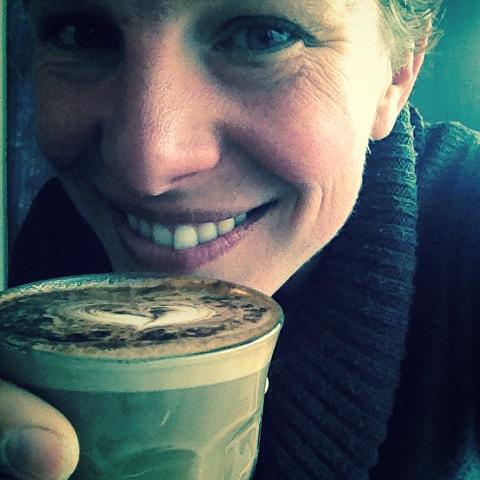 Vegan coffee The Super Charged Athlete: Finding My Vegan Feet