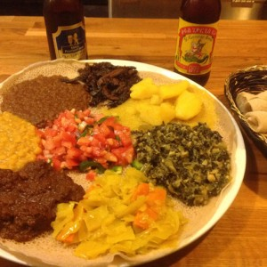 Ethiopic In Washington D C Ethiopian Food Doesn T Get Better Than This