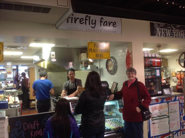 FireFly Fare Court Danielle FireFly Fare Serves It Up Vegan In Roanoke, VA