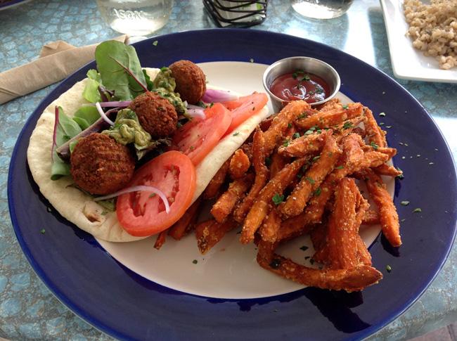 FireFly Fare Falafel FireFly Fare Serves It Up Vegan In Roanoke, VA