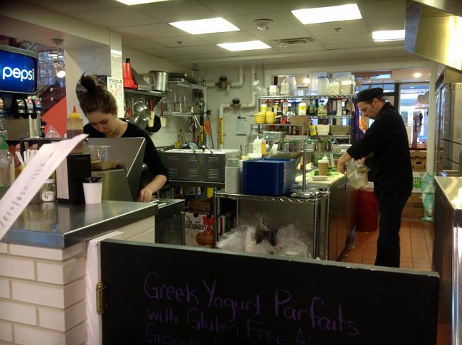 FireFly Fare Food Court1 FireFly Fare Serves It Up Vegan In Roanoke, VA