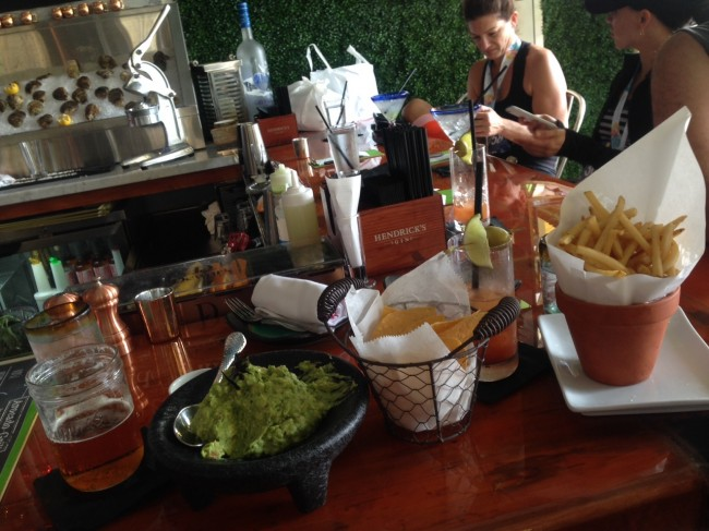 IMG 1305 650x487 Avocado Grill in West Palm Beach Was Just What the Marathoners Ordered!