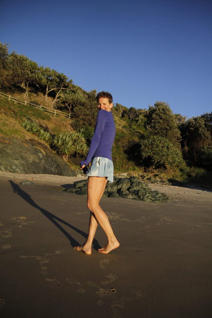 Kate Strong Not Just An Athlete The Super Charged Athlete: Finding My Vegan Feet