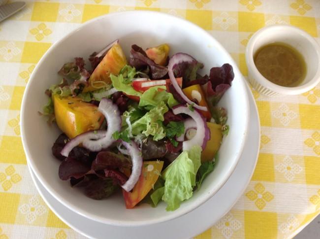 Fresh Italian House Salad