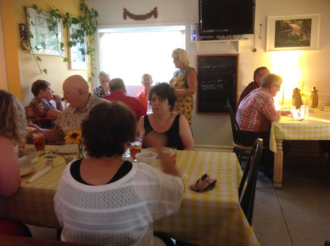 Full House 650x485 LA CUCINA Italian Kitchen, Milanos Finest In The Most Unlikely Place
