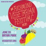 Richmond Vegetarian Festival Celebrates Its Lucky 13th Anniversary, June 20th at Bryan Park!