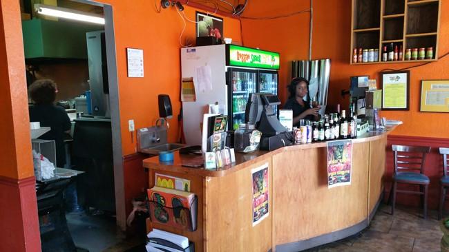 reggae shack cafe