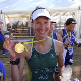 Kate Strong Reports On ITU Long-Distance World Championships