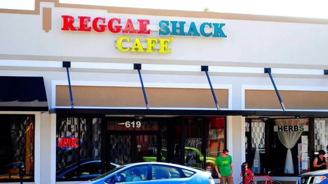 Reggae shack gainesville