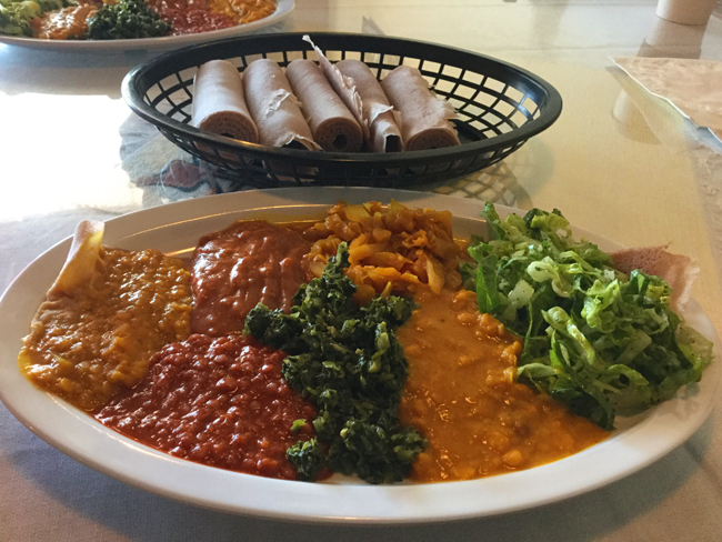 Gosh Ethiopian Restaurant Healthy Plant Based Dining In Knoxville Tennessee