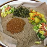 Family Convenience Store, Harrisburg,  VA, Serves Up Ethiopian Cuisine Family Style!