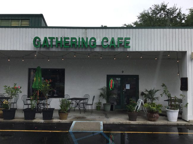 Gathering Cafe Exterior