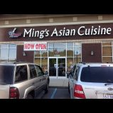 Ming's Asian Cuisine, Johnson City, TN